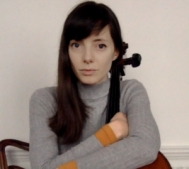 Emma Butterworth cello